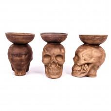 Чаша для кальяна CRANIUM LOFT LEX череп под калауд