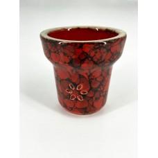 Чаша для кальяна SOLARIS EVA (Red and Black)