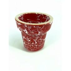 Чаша SOLARIS EVA (Red and White)