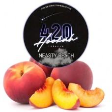Табак для кальяна 420 Neasty Peach (Персик)