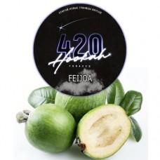 Табак для кальяна 420 Feijoa (Фейхоа)