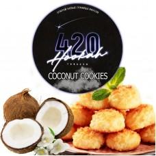Табак для кальяна 420 Coconut Cookies (Кокосовое печенье)