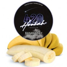 Табак для кальяна 420 Bananaway (Банан)