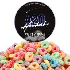 Табак для кальяна 420 Fruit Cereal (Фруктовые Хлопья)