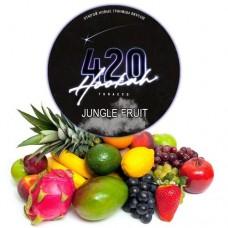 Табак для кальяна 420 Jungle Fruit (Мультифрукт)