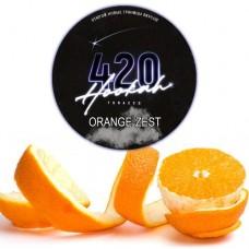 Табак для кальяна 420 Orange Zest (Сицилийский апельсин)