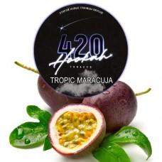 Табак для кальяна 420 Tropic Maracuja (Маракуйя)
