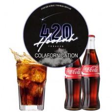 Табак для кальяна 420 Colafornication (Кола)