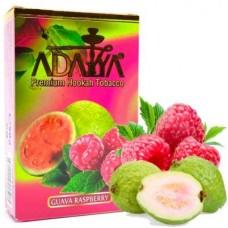 Табак для кальяна Adalya Guava Raspberry (Гуава, Малина)