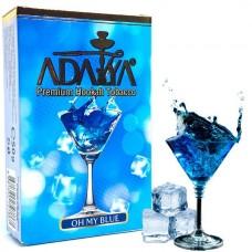 Табак для кальяна Adalya Oh My Blue (Лёд, Ликер)