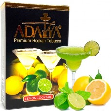 Табак для кальяна Adalya Lemon Coctail (Лимон Лайм)