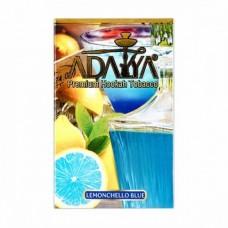 Табак для кальяна Adalya Limoncello Blue (Ликер Лимон Черника)