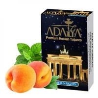 Табак для кальяна Adalya Berlin Nights (Персик с мятой)