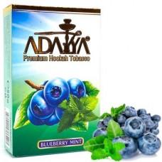 Табак для кальяна Adalya Blueberry Mint (Черника, Мята)
