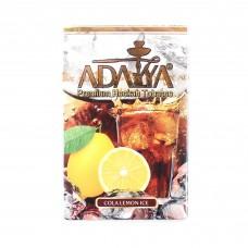Табак для кальяна Adalya Cola Lemon Ice (Кола Лимон Айс)