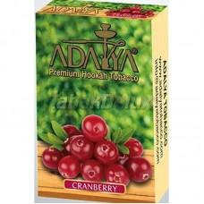 Табак для кальяна Adalya Cranberry (Клюква)
