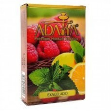 Табак для кальяна Adalya Exagelado (Лимон Малина Мята)