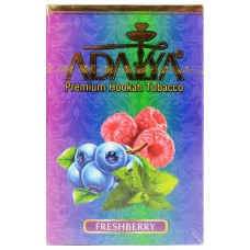 Табак для кальяна Adalya Freshberry (Черника Малина Мята)