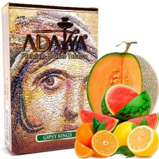 Табак для кальяна Adalya Gipsy Kings (Арбуз, Дыня, Лимон, Апельсин)