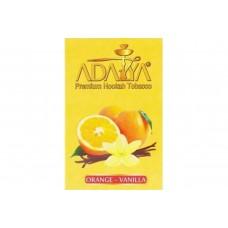 Табак для кальяна Adalya Orange Vanilla (Апельсин Ваниль)
