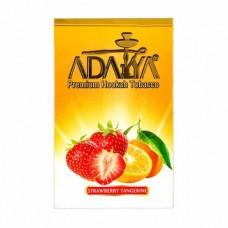 Табак для кальяна Adalya Strawberry Tangerine (Клубника Мандарин)