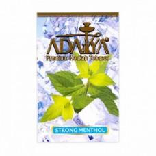 Табак для кальяна Adalya Strong Menthol (Мята Ментол)
