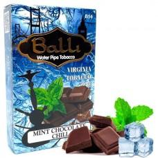 Табак для кальяна Balli Chocolate Mint Chill (Шоколад с мятой)