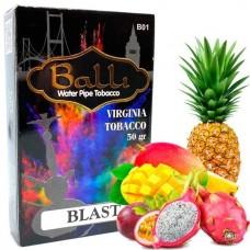 Табак для кальяна Balli Blast (экзотические тропические фрукты)