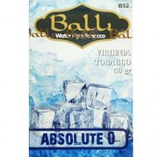 Табак для кальяна Balli Absolute 0 (Лёд)