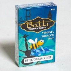 Табак для кальяна Balli Blue gummy bee (Жвачка орбит мёд мята)