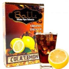 Табак для кальяна Balli Cola lemon (Кола лимон)