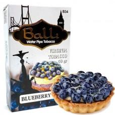 Табак для кальяна Balli Blueberry cake (Черничный пирог)