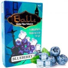Табак для кальяна Balli Blueberry ice (Черника айс)