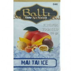 Табак для кальяна Balli Mai tai (Дыня, Персик, Маракуйя, Манго)