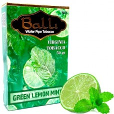 Табак для кальяна Balli Green lemon mint (Лайм с мятой)