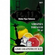 Табак для кальяна Balli Lime grapefruit ice (Лайм грейпфрут айс)