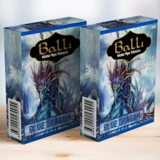 Табак для кальяна Balli Dragon blue (Ягоды со сливками)