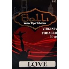 Табак для кальяна Balli Love (Лав 66 адалии)
