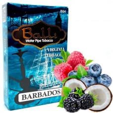 Табак для кальяна Balli Barbados (ягодно-фруктовые нотки с ароматом кокоса)