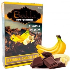 Табак для кальяна Balli Banana Chocolate (Шоколад с бананом)