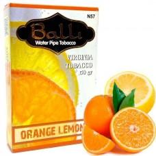 Табак для кальяна Balli Orange lemon (Апельсин лимон)