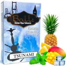 Табак для кальяна Balli Tsunami (Экзотические фрукты с ментолом)