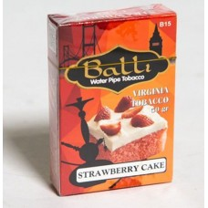 Табак для кальяна Balli Strawberry Cake (Клубничный пирог)
