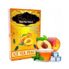 Табак для кальяна Balli Ice tea peach (Айс персиковый чай)