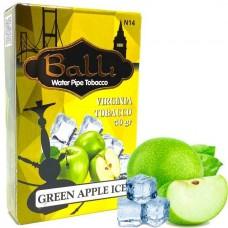 Табак для кальяна Balli Green apple ice (Зеленое яблоко айс)