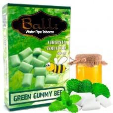 Табак для кальяна Balli Green gummy bee (Орбит мёд мята)