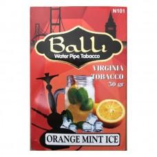 Табак для кальяна Balli Orange mint ice (Апельсин мята айс)