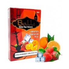 Табак для кальяна Balli Strawberry orange ice (Айс клубника апельсин)