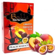 Табак для кальяна Balli Peach maracuja (Персик маракуя)