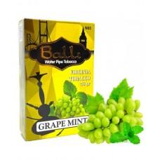 Табак для кальяна Balli Grape mint (Виноград мята)